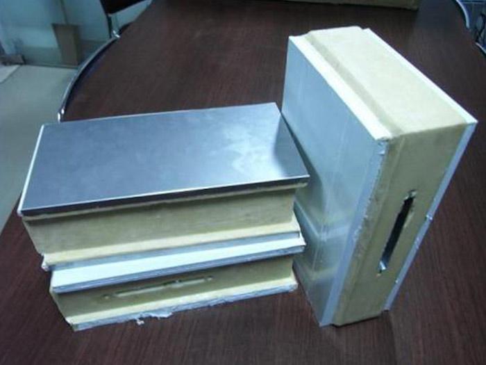 平面不锈钢冷库板